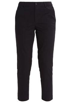Bik Bok NEVER DENIM KAYLA - Spodnie materiałowe - black za 167,2 zł (11.09.17) zamów bezpłatnie na Zalando.pl.