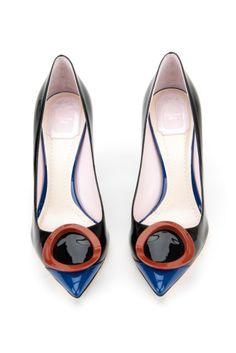 e6fdaf50bb2 Shop on Italist.com Thick Heels Pumps