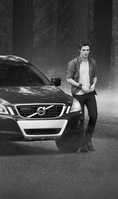 New Moon Edward + Volvo