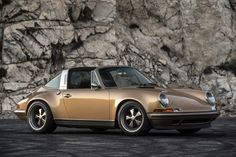 Porsche 911 Targa Reimagined by Singer http://jp.autoblog.com/photos/porsche-911-targa-reimagined-by-singer-0/#slide=3588039