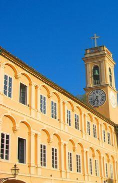 Santuario of Montenero, Tuscany, Italy