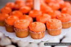 How beautifully vibrant!!!  Cupcakes Ideas We Love Wedding Cakes Photos on WeddingWire