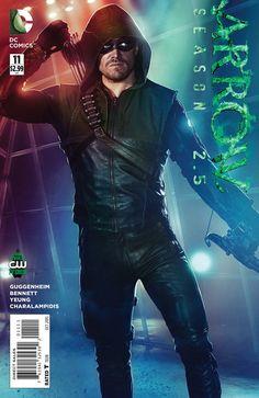 Arrow Season 2.5 (2014) Issue #11