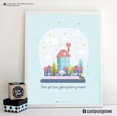 Razem niebieski - Szast-i-Prast - Plakaty dla dzieci