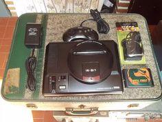 Mega Drive 2 Tec Toy Com Mortal Kombat 1 - R$ 180,00 em Mercado Livre