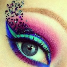 Maquillaje colores