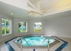 Indoor Hot Tub  Best Western Beacon Inn  Grand Haven, Michigan