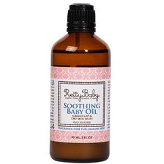 Pretty Soothing Baby Oil Pretty Baby