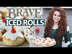 How To Make These Delicious 'Brave' Inspired Iced Rolls For Your Kids | RTM - RightThisMinute