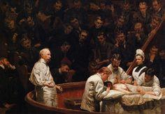 Thomas Eakins (1844-1916), La Clinique Agnew - 1889