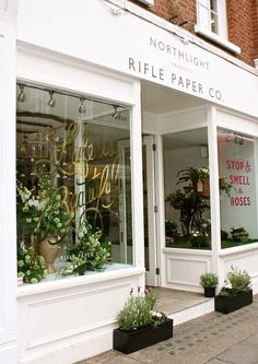 Northlight presents Rifle Paper Co. London Pop Up Shop 8th -18th May 2015, 330 Kings Road, Chelsea, London