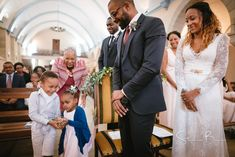 Mariage de Vanessa et Serge Lace Wedding, Wedding Dresses, Image, Fashion, Dress Ideas, Bride Dresses, Moda, Bridal Gowns, Fashion Styles
