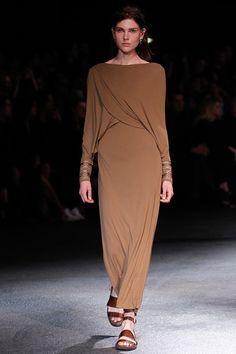 Givenchy- Spring 2014.