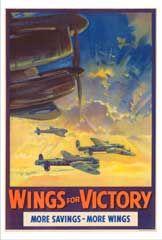032 Wings for Victory - more savings more wings