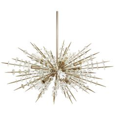 Marvelous Bakalowits Chandelier Miraculoso, Austria circa 1950   From a unique collection of antique and modern chandeliers and pendants  at https://www.1stdibs.com/furniture/lighting/chandeliers-pendant-lights/