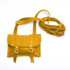 eu.Fab.com | Digital Camera Bag Yellow