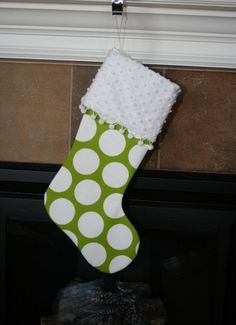 Christmas stocking..love this pattern!