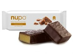 Nupo Meal Replacement bar Caramel http://nupo.com/productinfo/01204-tom