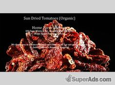 Sun Dried Tomatoes (All Natural), Order now, FREE shipping in New York NY - Free New York SuperAds