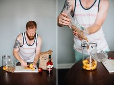This is a mini takeover with Jamie Clayton to teach y'all a litle sumpin' sumpin'. He'd been going on and on recently about a peach infused bourbon he made, and then later another with pecans added. I took the oppurtunity on a recent trip to Nashville to head over to his house to first and …