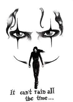 Eric Draven - The Crow