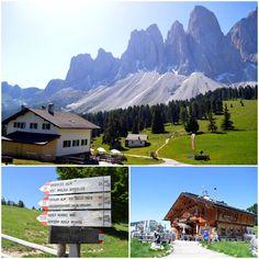 giro delle malghe val di funes geisleralm Destinations, Trekking, Architecture, Nature, Travel, Gardening, Pink, Beautiful Places, Italia