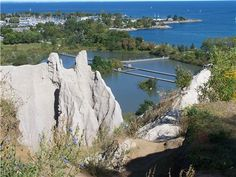Scarborough Bluffs, Toronto, ON All About Canada, Scarborough Bluffs, Toronto Ontario Canada, Quebec City, Canada Travel, Landscape Photos, Amazing Places, South America, Places To See