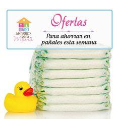 Las mejores ofertas en pañales y toallas húmedas para bebé de esta semana