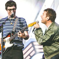 Damon Albarn and Graham Coxon | blur