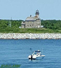 Plum Island Light- Greenport, NY.  June 26, 2016♡