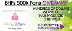 Our Fans Deserve One Epic Giveaway - Hundreds Of Dollars Worth Of Products To Be Won  Read the article here - http://www.blackhairinformation.com/hair-care-2/extras/giveaways/fans-deserve-one-epic-giveaway-hundreds-dollars-worth-products-won/ #giveaway #naturalhair #hairproducts