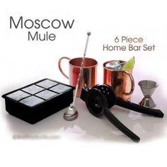 Moscow Mule Bar Set