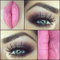 We @cirquelady87!!! (and this super gorgeous makeup look by her) #Makeup
