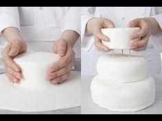 Technique de cuisine : préparer un gâteau à étages