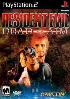 Resident evil Dead Aim - 2003