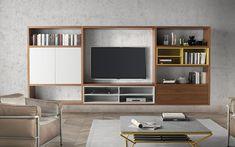 Catálogo muebles salón; de diseño, rústicos, modernos, clásicos, low cost,... Nos adaptamos a tu estilo y presupuesto. Tv Units, Living Room, Furniture, Room Ideas, Home Decor, Space, Amazing, Furniture Catalog, Dining Room Tables