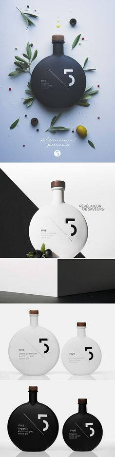 Beautiful simplified packaging design with huge 'I want to touch it' appeal…