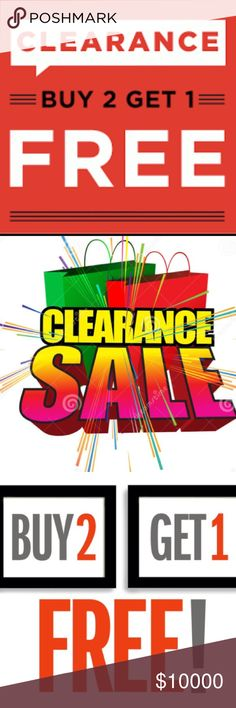 B2G1 FREE CLEARANCE SALE!! Any of my clearance items that are marked with a 🆑 are on a buy 2 get 1 free sale!! Simply bundle two clearance items that you want and tag me the other clearance item you want for free! I'll throw it in with you bundle! All items ships in 1-2 days! All cleaned and nearly packed! Happy poshing! - Erin Vera Bradley Accessories