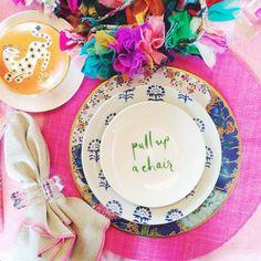 Kate Spade Cocktail Tidbit Plates | Furbish Studio