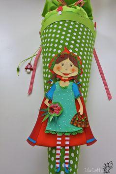 Lila-Lotta : Schultüte