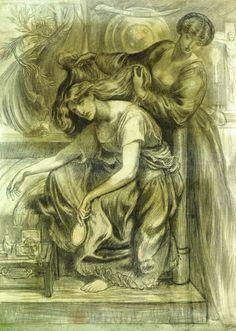 Dante Gabriel ROSSETTI (1828-1882) Desdemona's Death Song