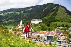 (c) TVB Murau-Kreischberg, ikarus.cc Berg, Austria, Dolores Park, Travel, Tourism, City, Vacations, Viajes, Traveling