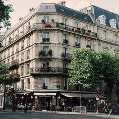 Paris / photo by Ramona