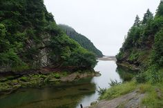 Wolf Point, Bay of Fundy