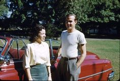 vintage kodachrome images | Vintage kodachrome-1950s via flickr.com | inspirations | Pinterest