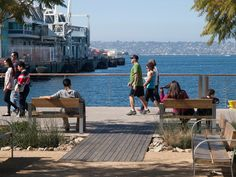urban waterfronts promenade - Google-søk