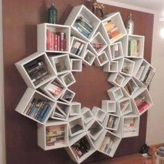Creative use of IKEA boxes!