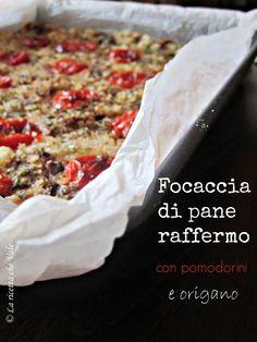 25 Fantastiche Immagini Su Ricette Con Pane Raffermo Pizza