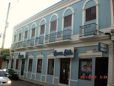 Antiguo casino y luego Ciros Club en Utuado