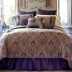 Royal Velvet® Palatial 7-piece Comforter Set & More - jcpenney